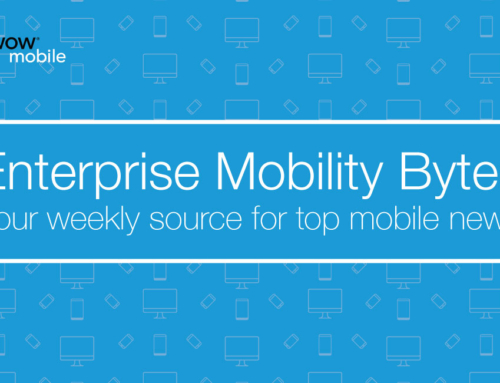 Enterprise Mobility Bytes | Week of – April 9 – 15, 2018